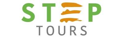 STEP TOUR Logo